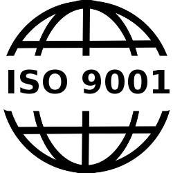 ISO 9001 Clipart